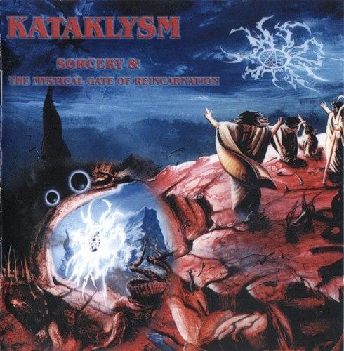 KATAKLYSM - Sorcery & The Mystical Gate Of Reincarnation CD Death Metal