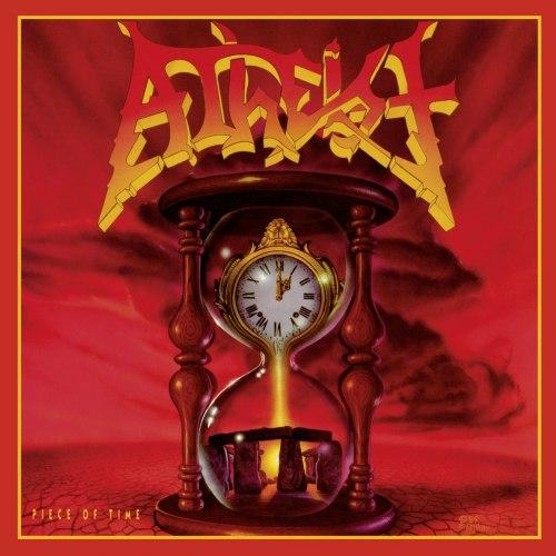ATHEIST - Piece of Time CD Progressive Death Metal