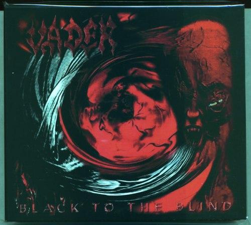 VADER - Black To The Blind / Kingdom Digi-2CD Death Thrash Metal