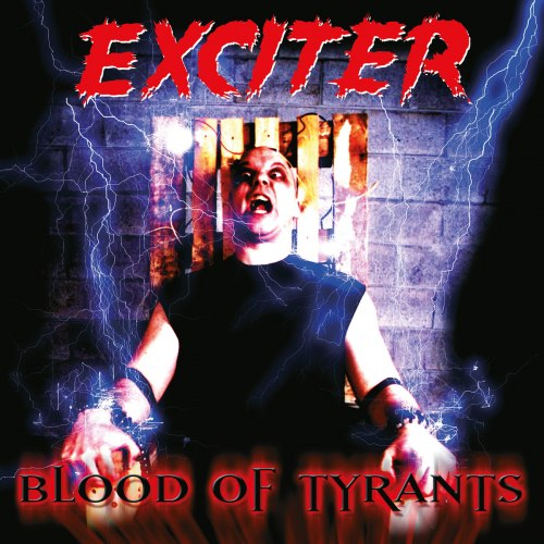 EXCITER - Blood of Tyrants Digi-CD Speed Metal
