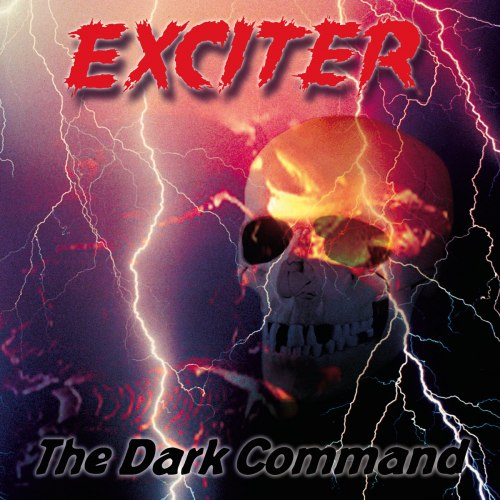EXCITER - The Dark Command Digi-CD Speed Metal