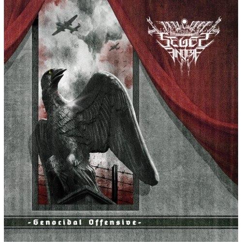 SEGES FINDERE - Genocidal Offensive CD NS Metal
