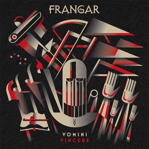 FRANGAR - Vomini Vincere CD NS Metal
