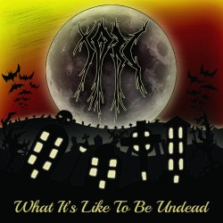 TOBC - What It's Like To Be Undead Digi-CD Atmospheric Metal