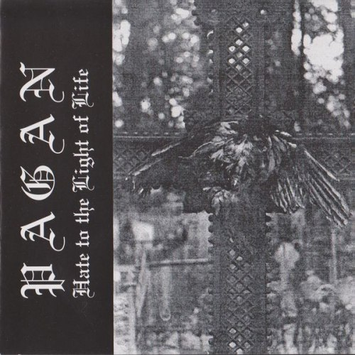PAGAN - Hate To The Light Of Life CD Black Metal