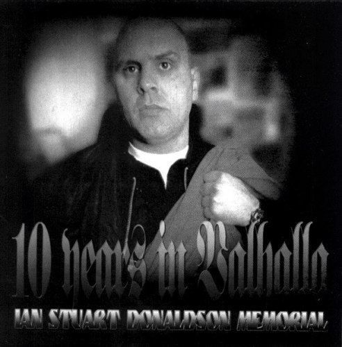 V/A - 10 Years In Valhalla - Ian Stuart Donaldson Memorial CD RAC
