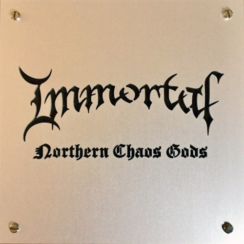 IMMORTAL - Northern Chaos Gods Boxed Set Nordic Metal