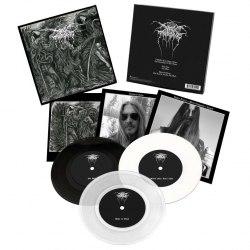 "DARKTHRONE - Old Star 3x7""EP Boxed Set Blackened Metal"