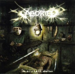 ABORTED - The Archaic Abattoir CD Brutal Death Metal