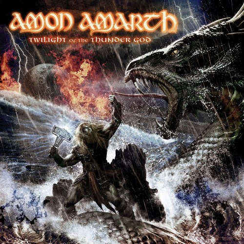 AMON AMARTH - Twilight Of The Thunder God CD MDM