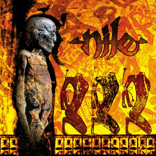 NILE - Amongst The Catacombs Of Nephren-Ka CD Ethnic Brutal Technical Death Metal