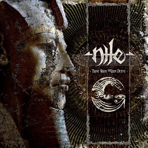 NILE - Those Whom The Gods Detest CD Ethnic Technical Death Metal