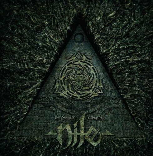 NILE - What Should Not Be Unearthed CD Ethnic Technical Death Metal