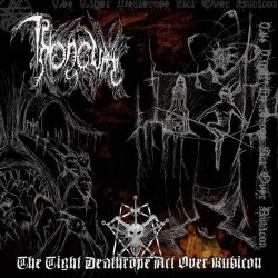 THRONEUM - The Tight Deathrope Act Over Rubicon CD Death Metal