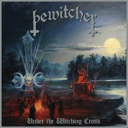 BEWITCHER - Under The Witching Cross CD Speed Metal
