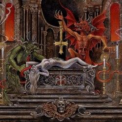 PROFANATICA - Thy Kingdom Cum CD Black Metal
