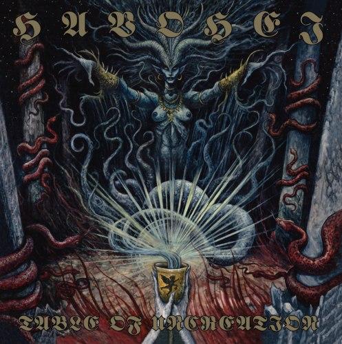 HAVOHEJ - Table Of Uncreation CD Black Metal