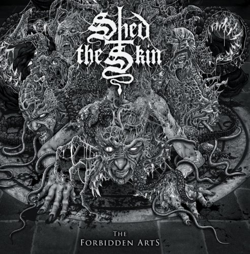 SHED THE SKIN - The Forbidden Arts CD Death Metal