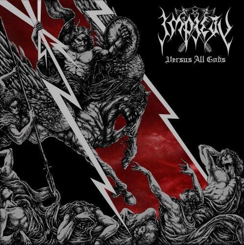 IMPIETY - Versus All Gods CD Black Metal
