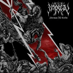 IMPIETY - Versus All Gods CD Black Metal