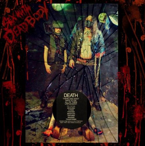 SHITFUCKER - Sex With Dead Body CD Punk Thrash Metal