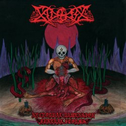 SADOKIST - Necrodual Dimension Funeral Storms CD Blackened Thrash Metal