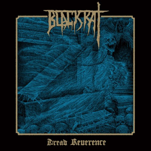 BLACKRAT - Dread Reverence CD Thrash Metal