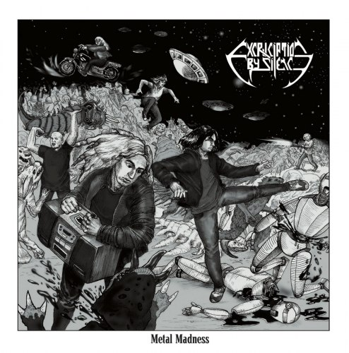 EXCRUCIATION BY SILENCE - Metal Madness CD Thrash Metal