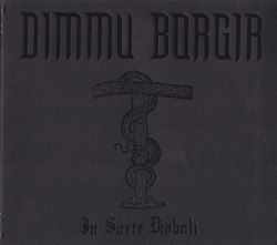 DIMMU BORGIR - In Sorte Diaboli Digi-CD+DVD Symphonic Metal