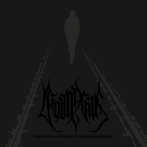 DEINONYCHUS - Ode To Acts Of Murder, Dystopia And Suicide Digi-CD Blackened Doom Metal