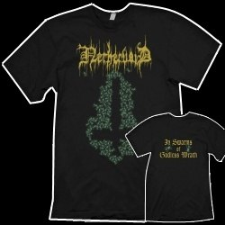 NETHERVOID - In swarms of godless Wrath - XL Майка Black Metal