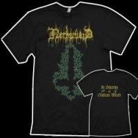 NETHERVOID - In swarms of godless Wrath - XL Майка Black Metal