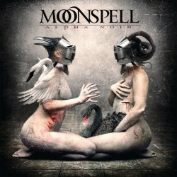 MOONSPELL - Alpha Noir CD Dark Metal