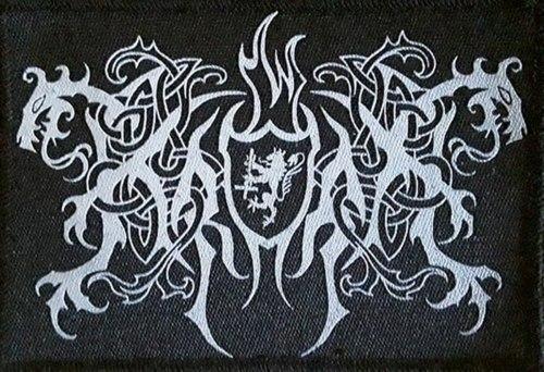 KRODA - Logo Нашивка Pagan Metal