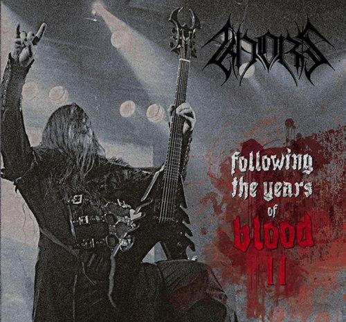 KHORS - Following the Years of Blood II Digi-2CD+DVD Atmospheric Metal