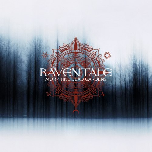 RAVENTALE - Morphine Dead Gardens Digi-CD Funeral Doom Death Metal