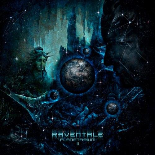RAVENTALE - Planetarium II Digi-CD Funeral Doom Death Metal