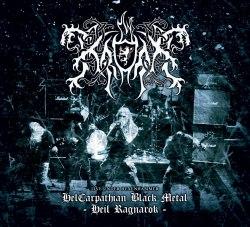 KRODA - Live Under Hexenhammer - Heil Ragnarok Digi-2CD Pagan Metal