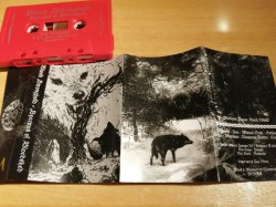 BLOOD STRONGHOLD - Spectres Of Bloodshed Tape Atmospheric Heathen Metal