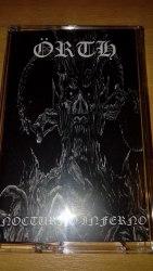 ORTH - Nocturno Inferno Tape Black Metal