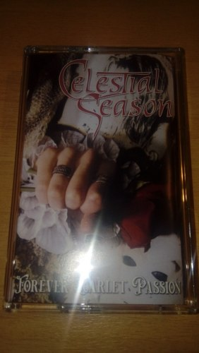 CELESTIAL SEASON - Forever Scarlet Passion Tape Doom Death Metal