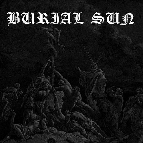BURIAL SUN - Burial Sun CD Black Doom Metal