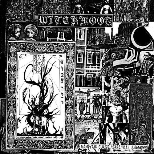 WITCHMOON - Vampyric Curse / Spectral Shadows CD Black Metal