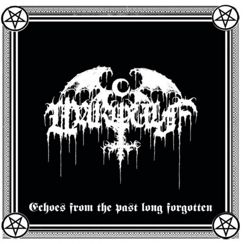 WARWULF - Echoes From The Past Long Forgotten CD Black Metal