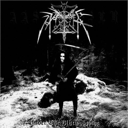AASFRESSER - Under The Black Scythe CD Blackened Metal