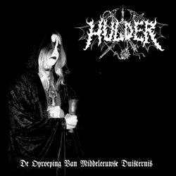 HULDER - De Oproeping Van Middeleeuwse Duisternis CD Black Metal