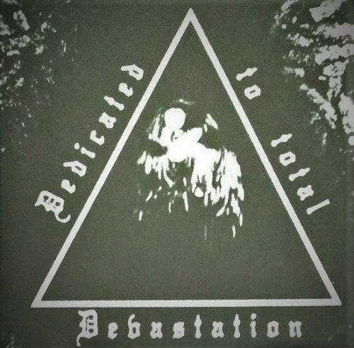 GESTANK - Dedicated to Total Devastation CD Black Metal