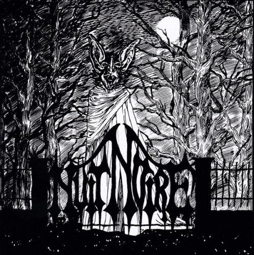NUIT NOIRE - Sa Majesté La Nuit CD Blackened Metal