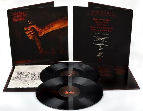 CULTES DES GHOULES - Sinister, Or Treading The Darker Paths Gatefold DLP Black Metal