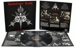 APOKALYPTIC RAIDS - The Pentagram LP Blackened Metal